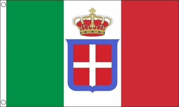 Italy State Flag